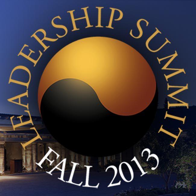 2013 Leadership Summit Thumbnail Image