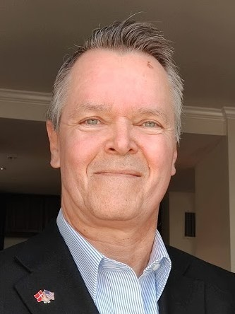 CEO Frank  Christophersen at SpotterRF  Portrait