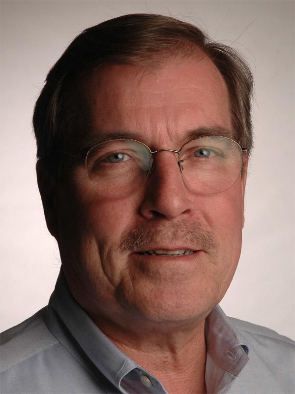 Board Director Al  Schuele at Cirrus Logic  Portrait