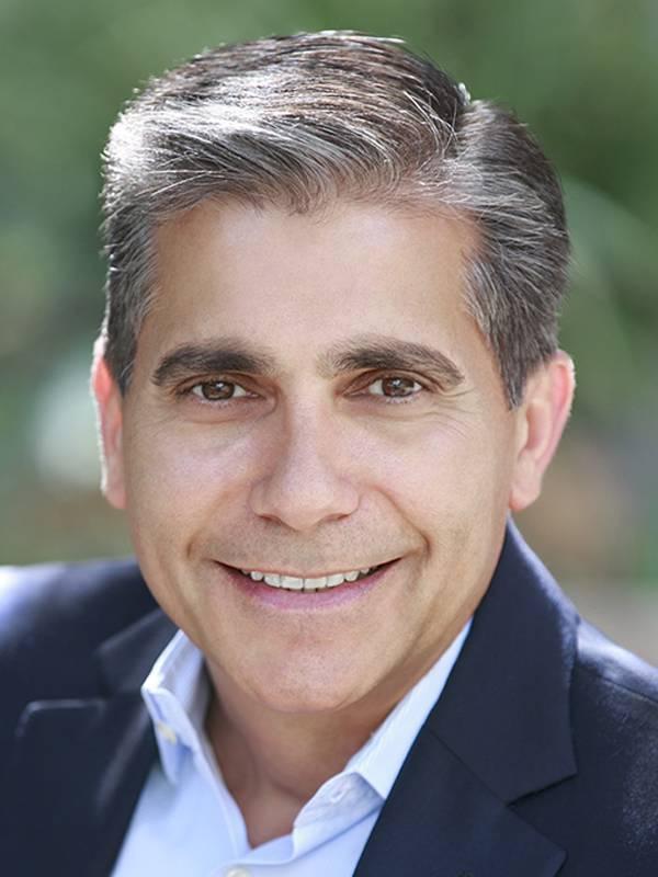 SVP & CFO Brian  Sereda at Energous  Portrait