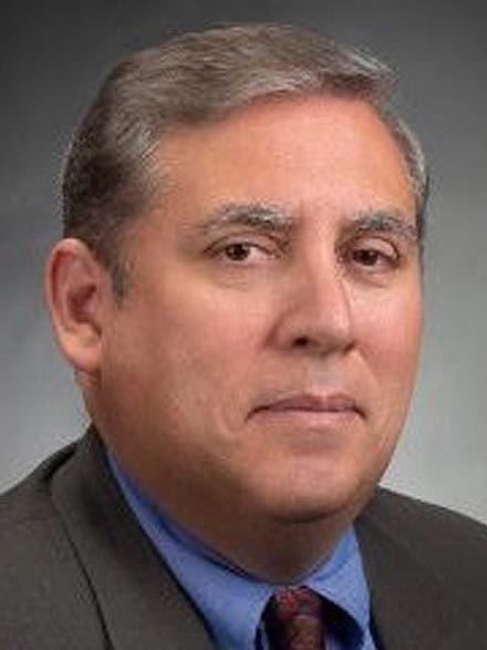 SVP Engineering Cesar  Johnston at Energous  Portrait