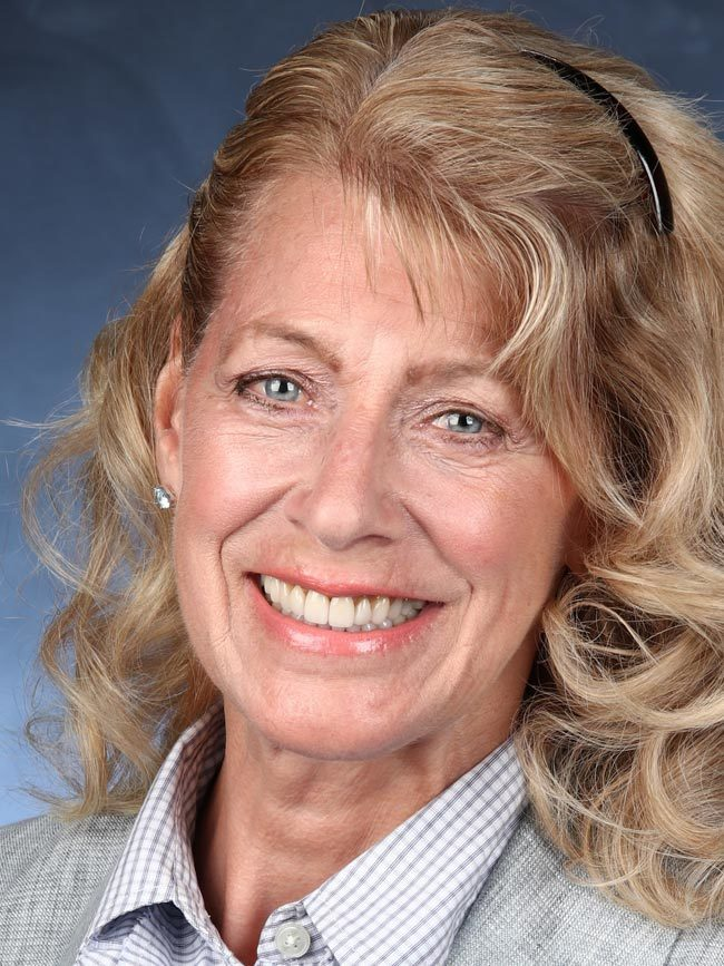 CFO Christine  Russell at PDF Solutions  Portrait