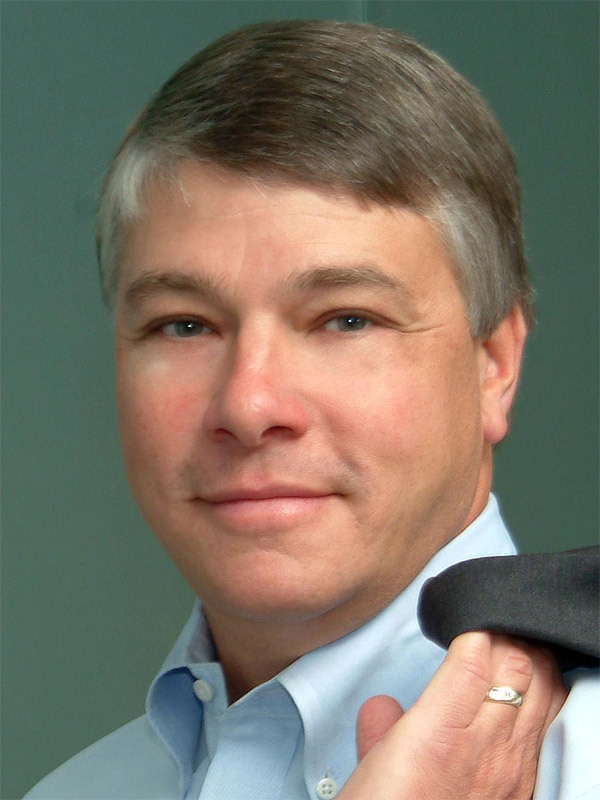 Chuck Berger Portrait