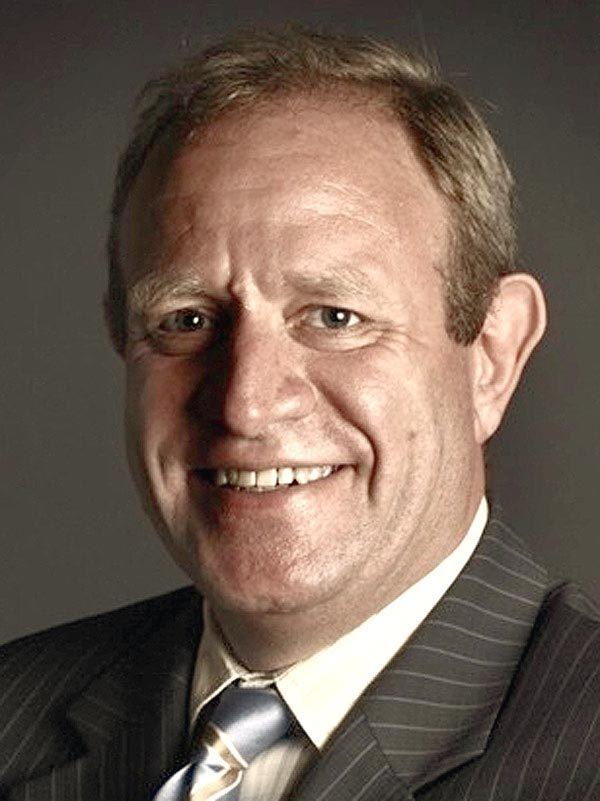 CEO David  Hills at BuzzLogic  Portrait