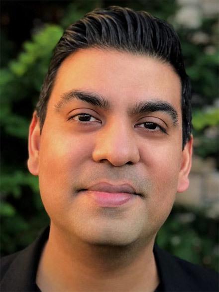 VP, Business Development Jatin  Mehta at Aiqudo  Portrait
