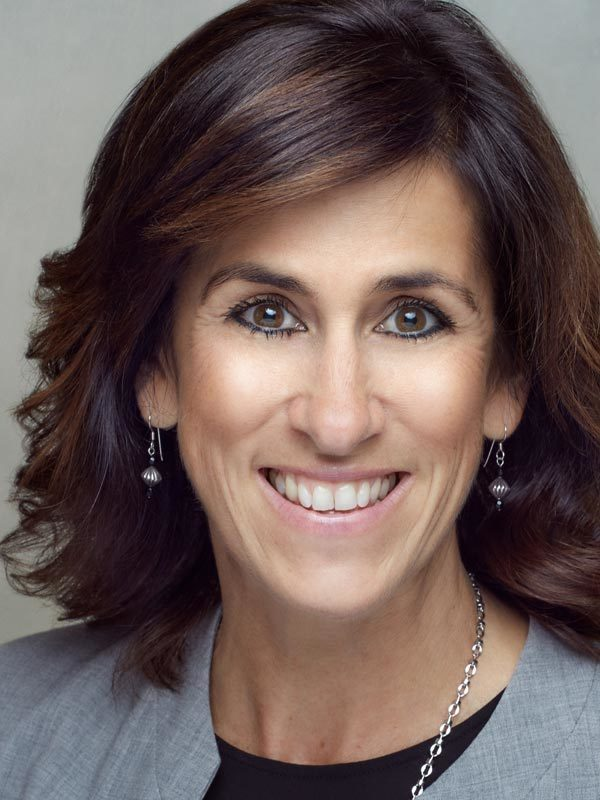 SVP, Human Resources Julie  Currie at Inphi  Portrait