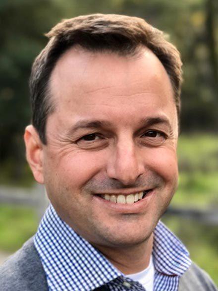 VP Finance Ken  Mobeck at Lumentum  Portrait