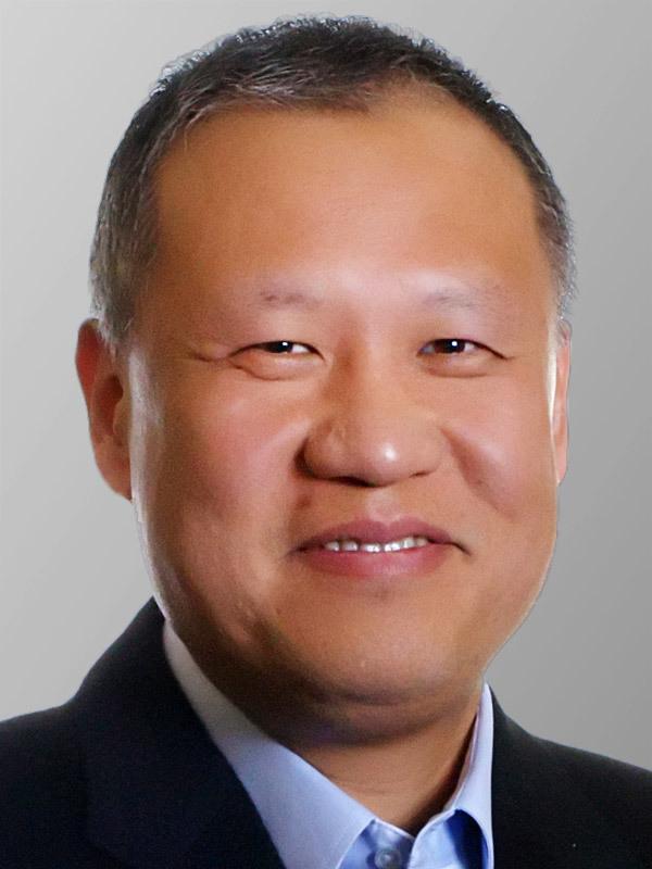 Ken Xie Portrait
