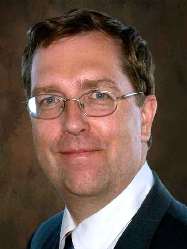 CEO Kurt  Garbe at ImageSpan  Portrait