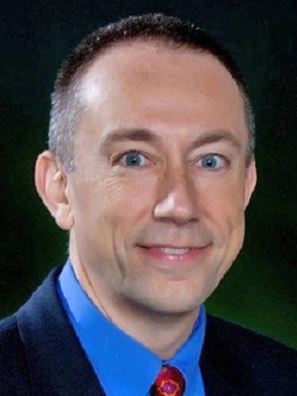 CEO Larry  Lang at RF Pixels  Portrait