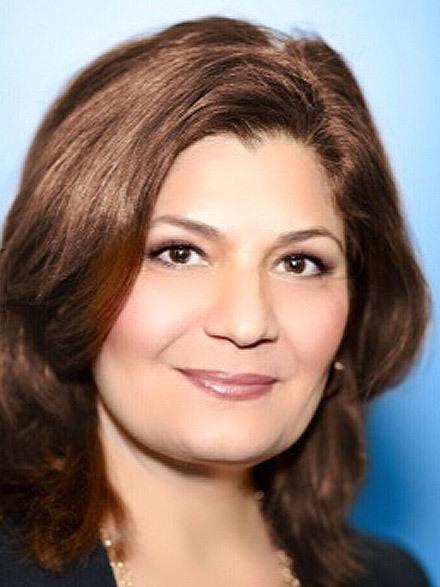 Board Director Maryam  Alexandrian-Adams at Extreme Networks  Portrait
