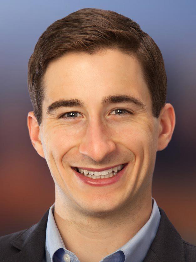 Michael Cunningham Portrait