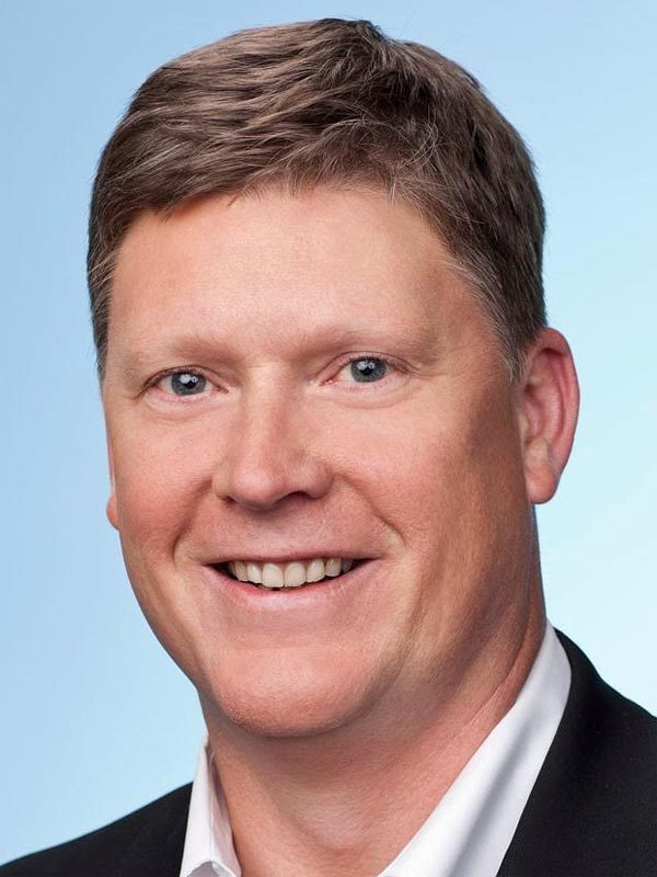 CEO Mike  Gustafson at Virident  Portrait