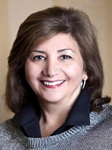 Nina Saberi Portrait
