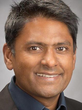 Dr. Paramesh Gopi Portrait
