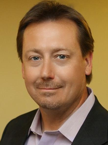 CEO Paul  Fulton at Nwave  Portrait