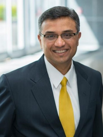 Board Director Rahul  Patel at Energous  Portrait