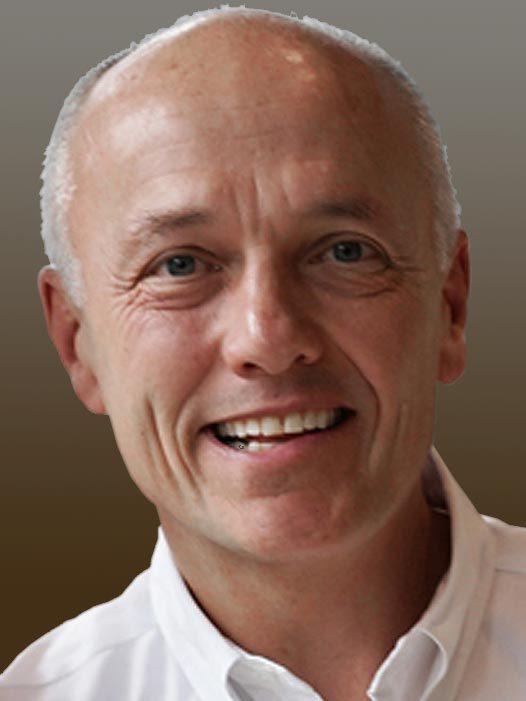 CEO Ralph  Schmitt at Sensera  Portrait