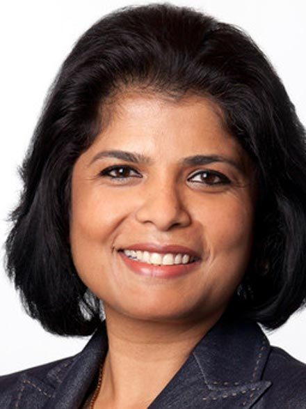 SVP, Product Development Reema  Poddar at Teradata  Portrait