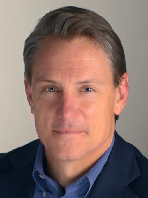 CFO Rex  Jackson at Gigamon  Portrait