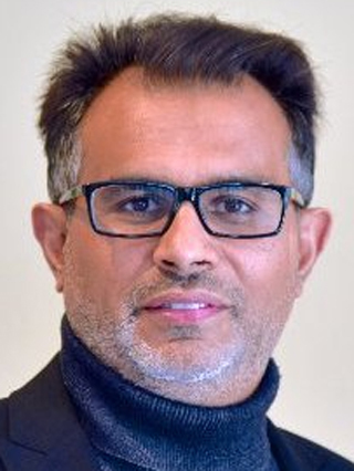 VP Engineering Sohail  Parekh at Infoblox  Portrait