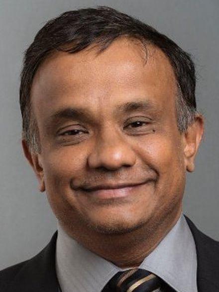 SVP, Head of Engineering Srikanth  Hosakote at Infinera  Portrait