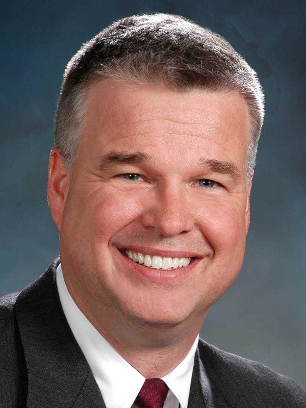 CFO Steve  Springsteel at MetricStream  Portrait