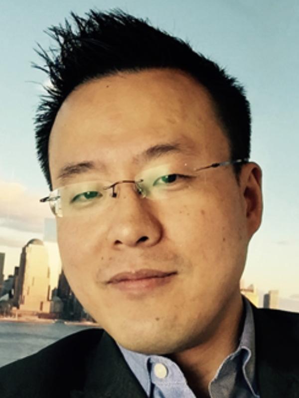 Tianyi Jiang Portrait