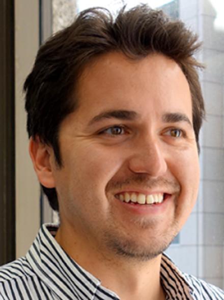 Todd Mostak Portrait