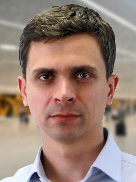 Yury Birchenko Portrait
